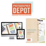 SECOND CHANCE OFFER!! $19 for Snapshot Financial Spreadsheet + BONUS Deductions Guide from Photographer Depot {Save 65%}