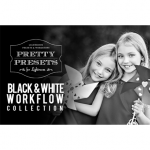 SECOND CHANCE!! $19 for Lightroom Black & White Workflow Collection for LR4-LR5 + BONUS Lightroom 101 e-Guide {Save 62%}