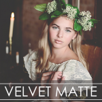 """$19 for """"Velvet Matte"""" Actions Set for Photoshop and PSE Exclusive Pre-Release {Save 68%}"""